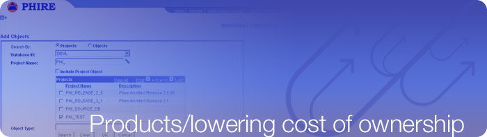 Lowering Cost of Ownership